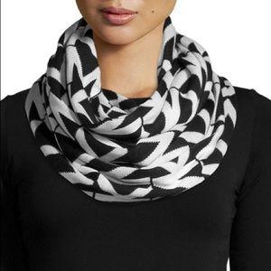 Michael Michael Kors jumbo logo infinity scarf